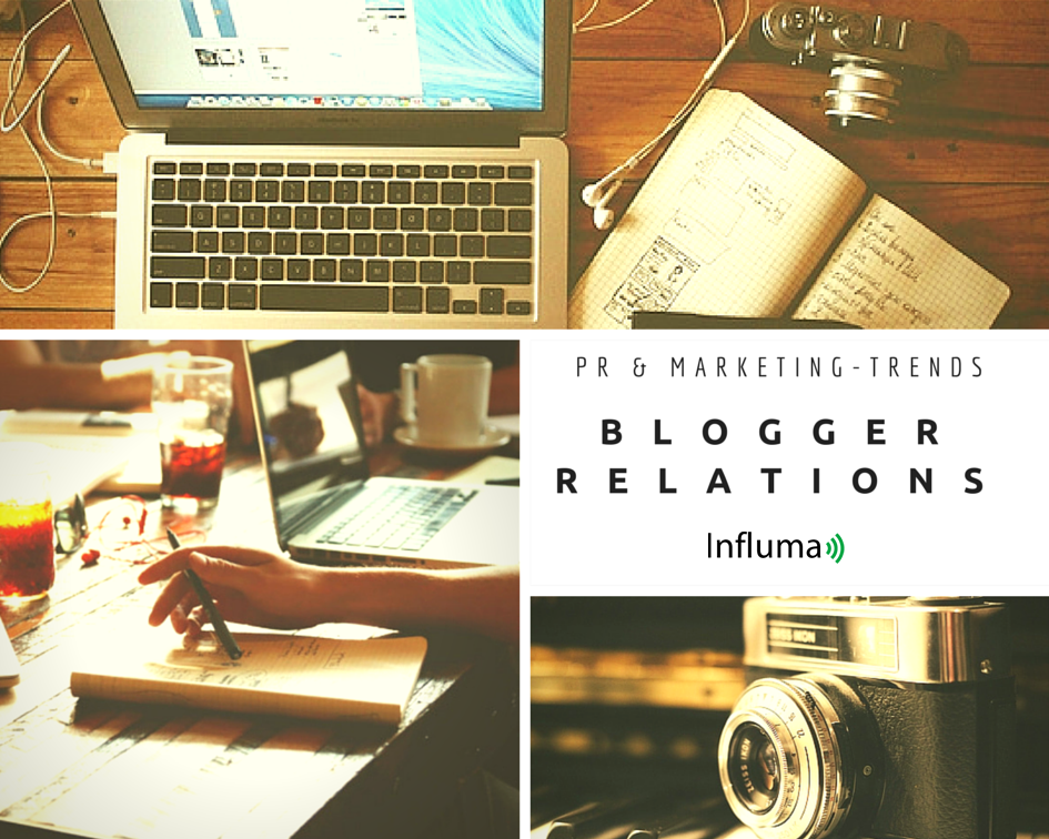 Blogger Relations in PR und Marketing