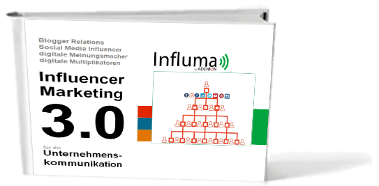 Whitepaper - Influencer Marketing 3.0 für die Unternehmenskommunikation