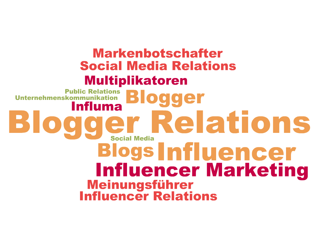 Was ist Blogger Relations