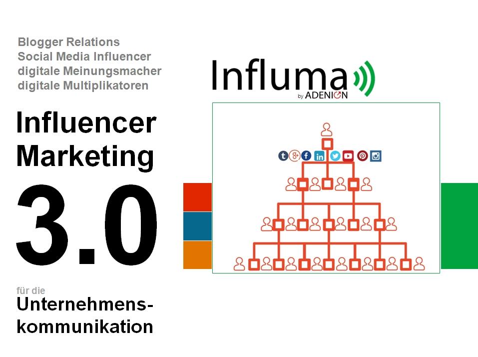 Leitfaden Influencer Marketing 3.0 für die Unternehmenskommunikation