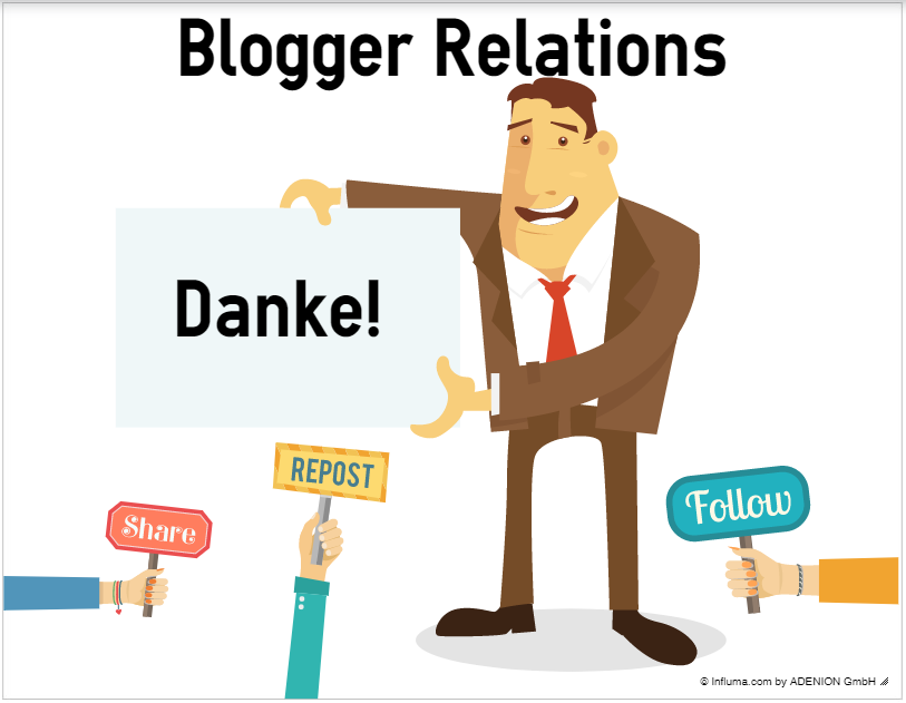 Blogger Relations: Wie kompensiert man Blogger?